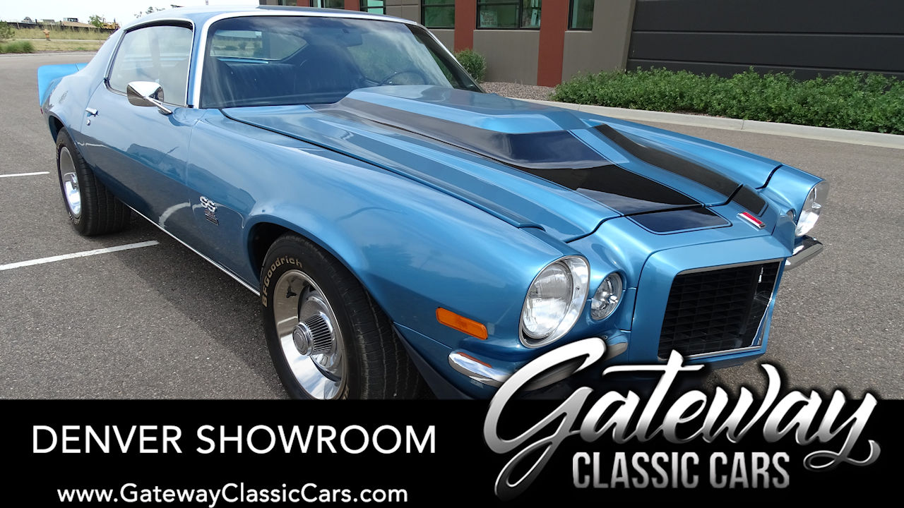 Used 1971 Chevrolet Camaro