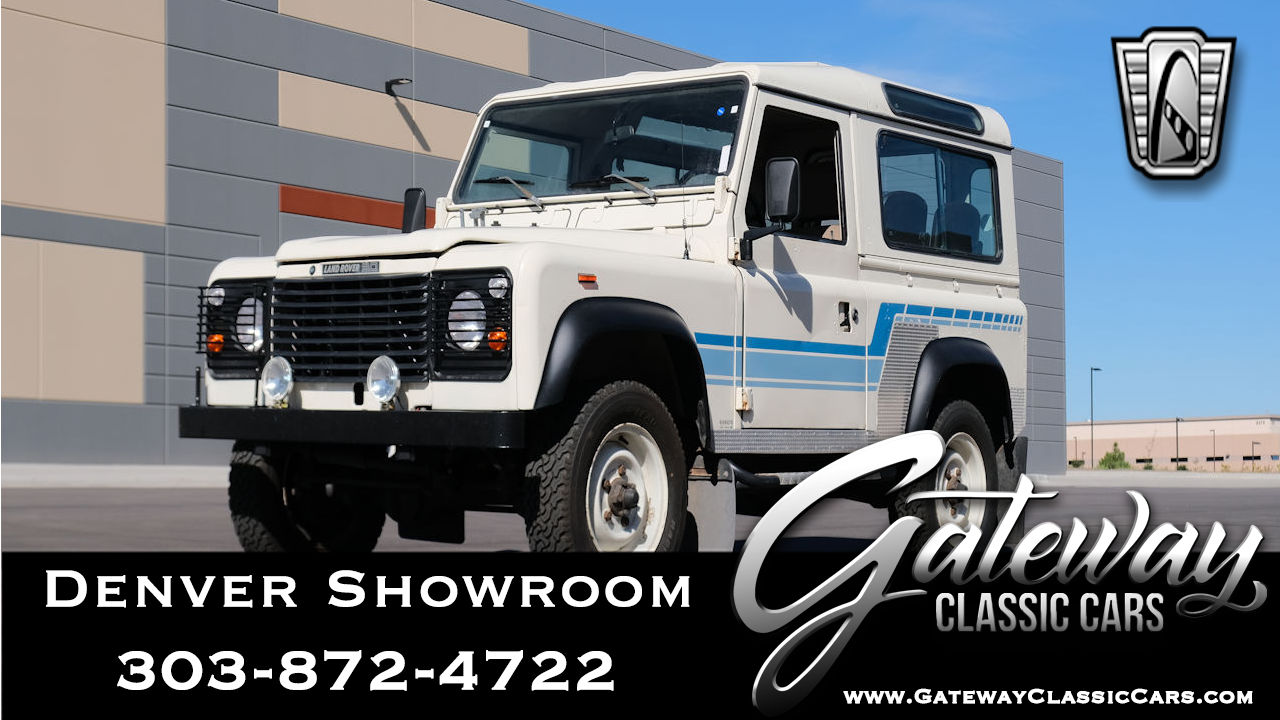Used 1985 Land Rover Defender