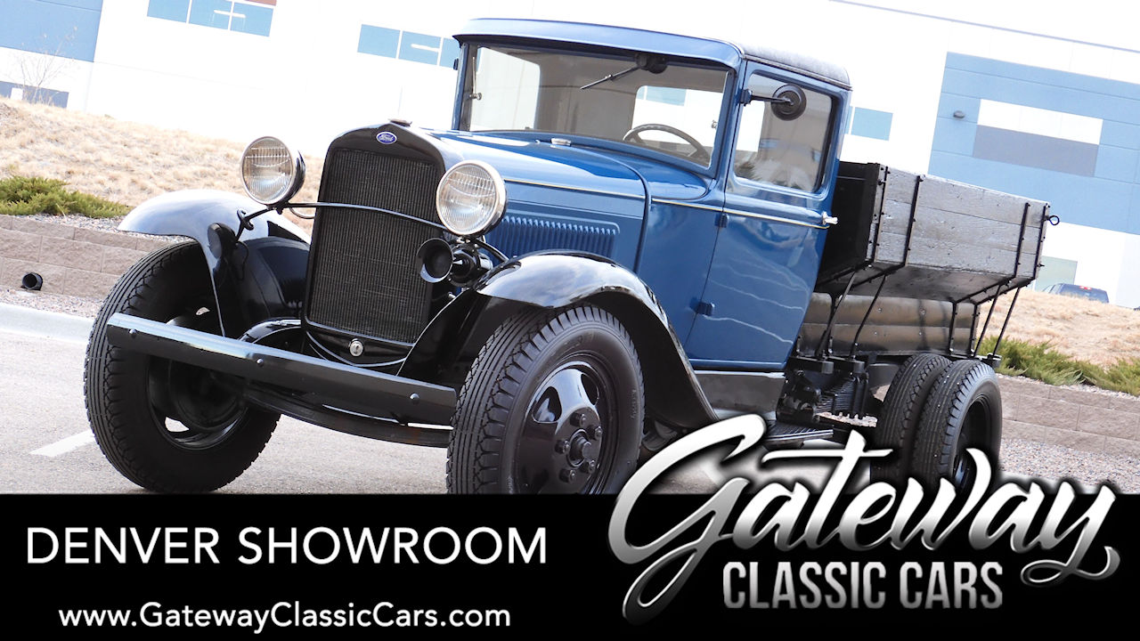 Used 1931 Ford MODEL A PICK UP