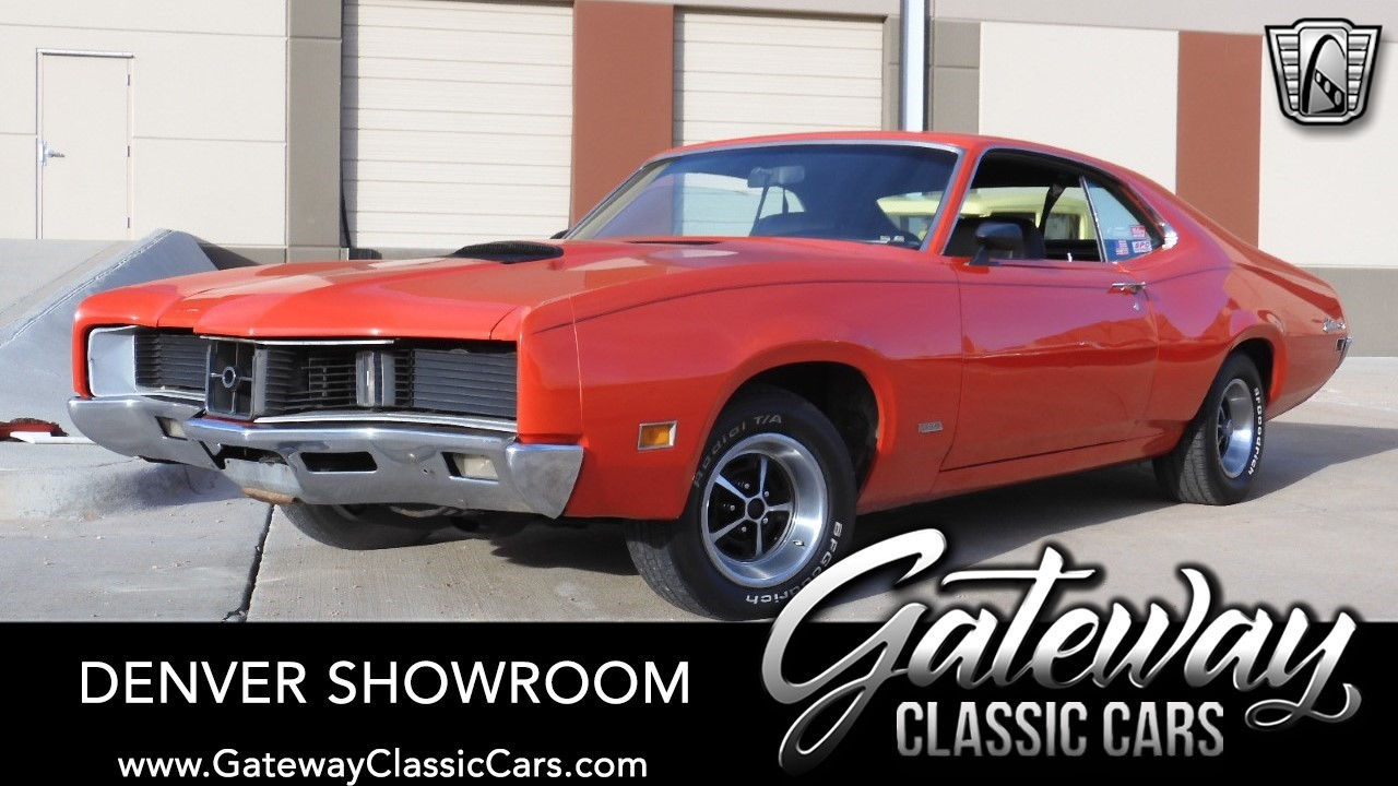 Used 1970 Mercury Cyclone