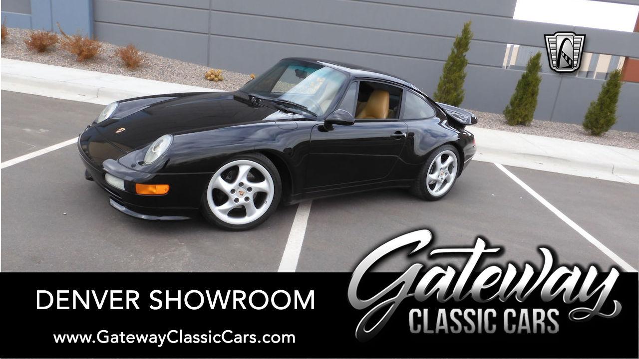 1995 Porsche 911-993