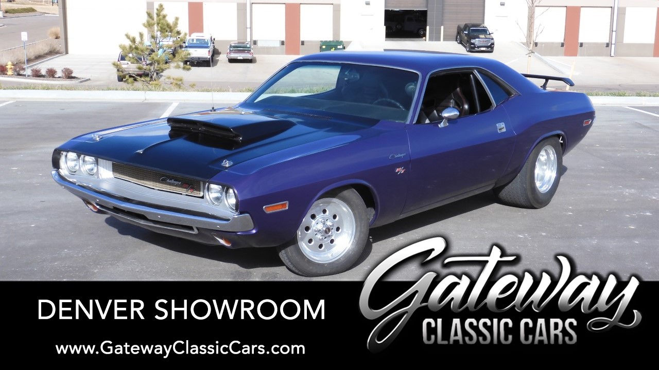 Used 1970 Dodge Challenger