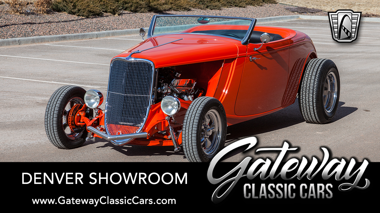 Used 1933 Ford Roadster