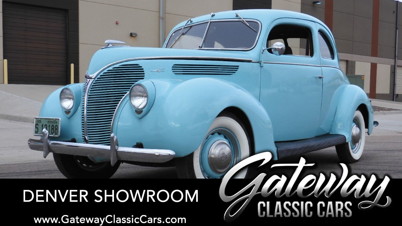 Used 1938 Ford Club Coupe