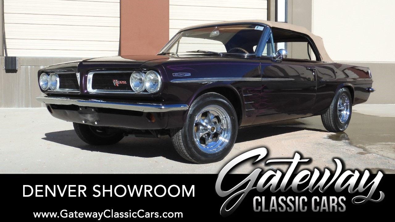 Used 1963 Pontiac Lemans