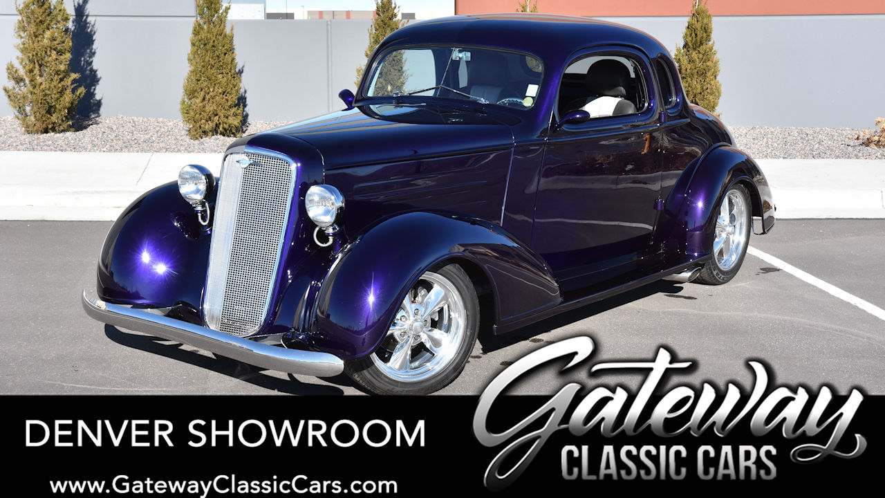 Used 1935 Chevrolet Master Deluxe