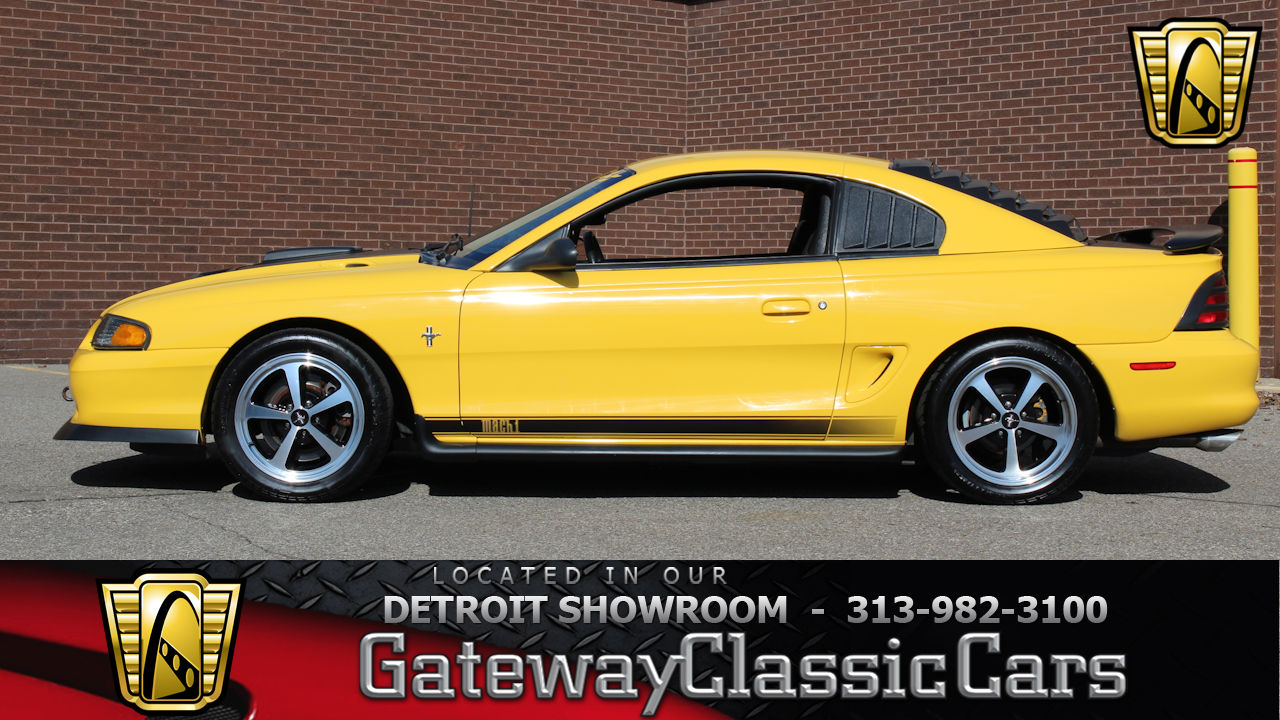 Used 1994 Ford Mustang