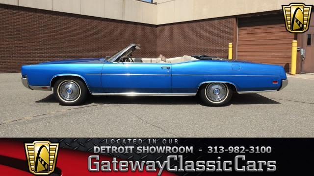 1970 Mercury Marquis<br><span style='font-size: large; font-style: italic'><b>  </b></span>