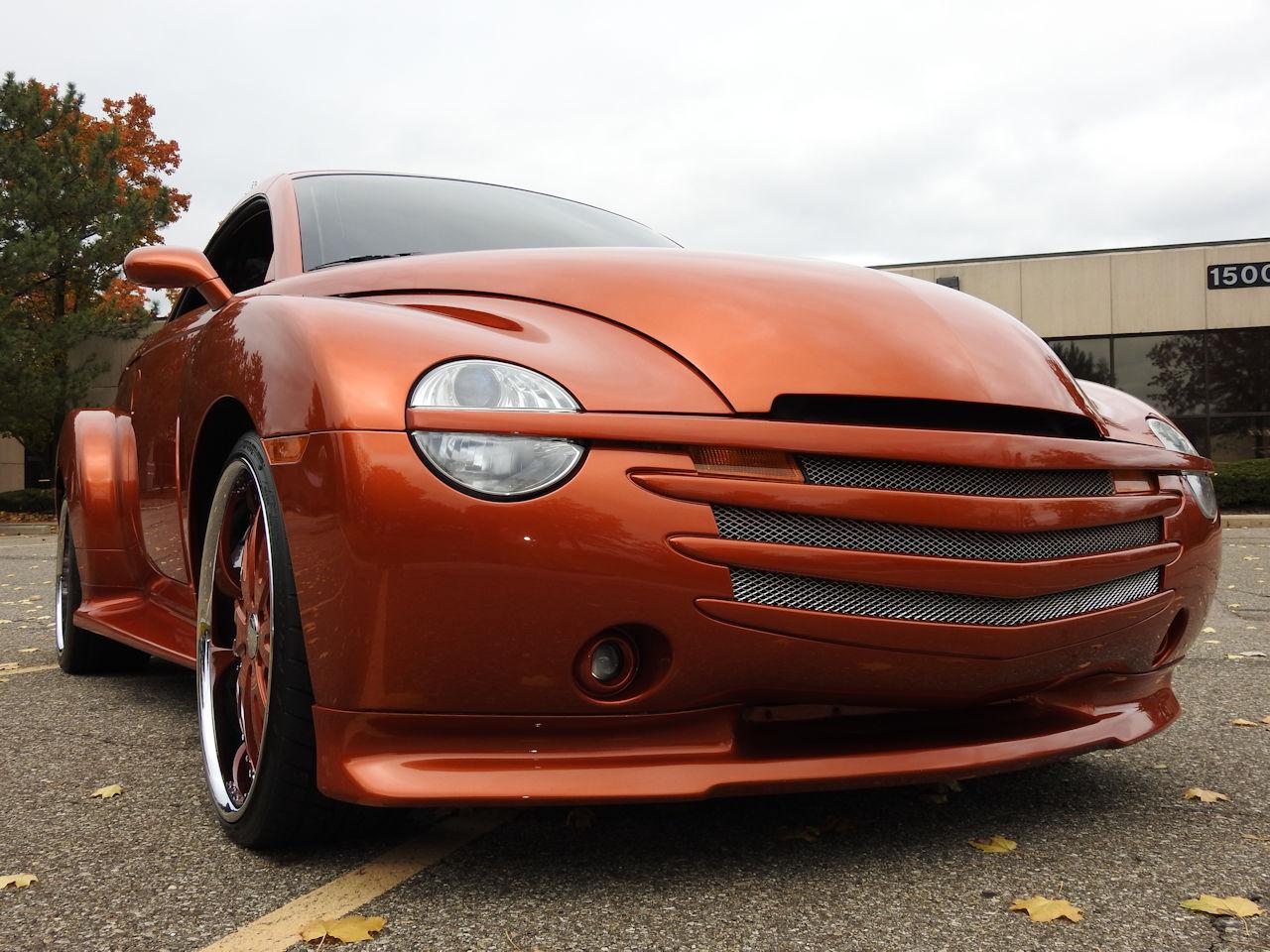 2003 Chevrolet SSR 13