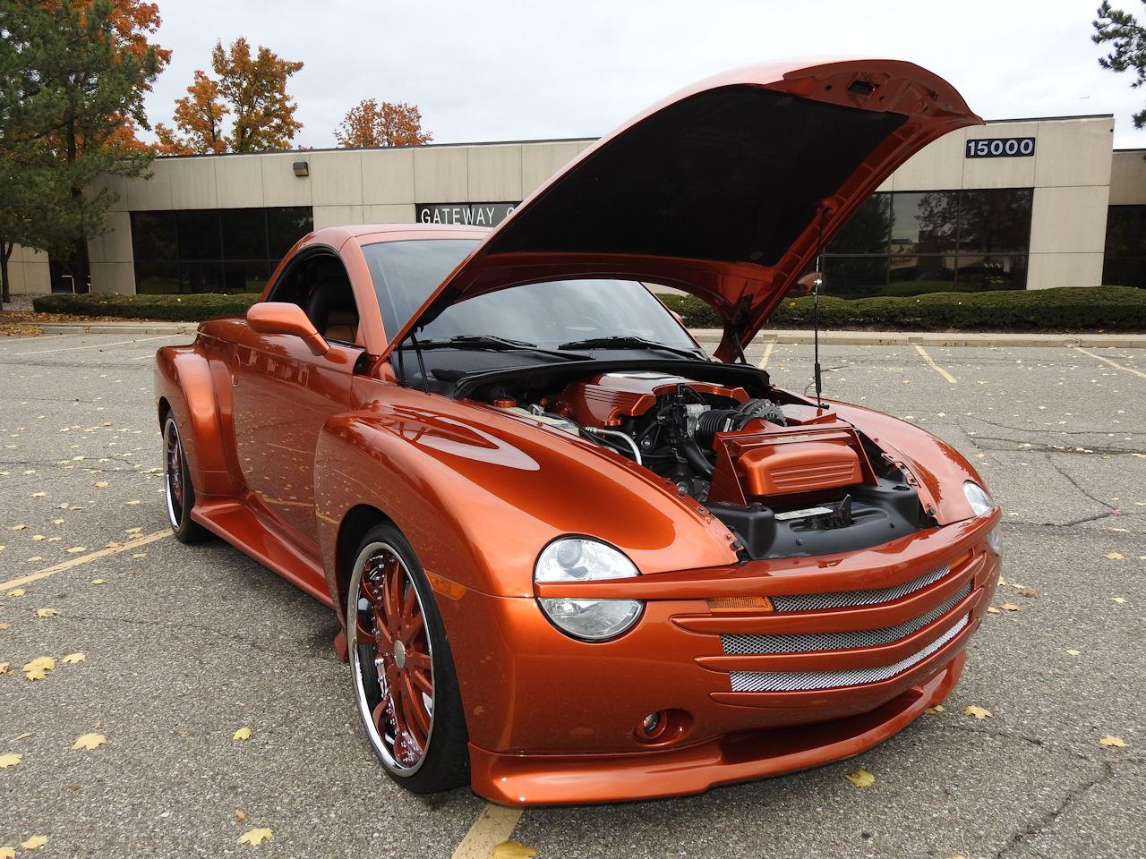 2003 Chevrolet SSR 25