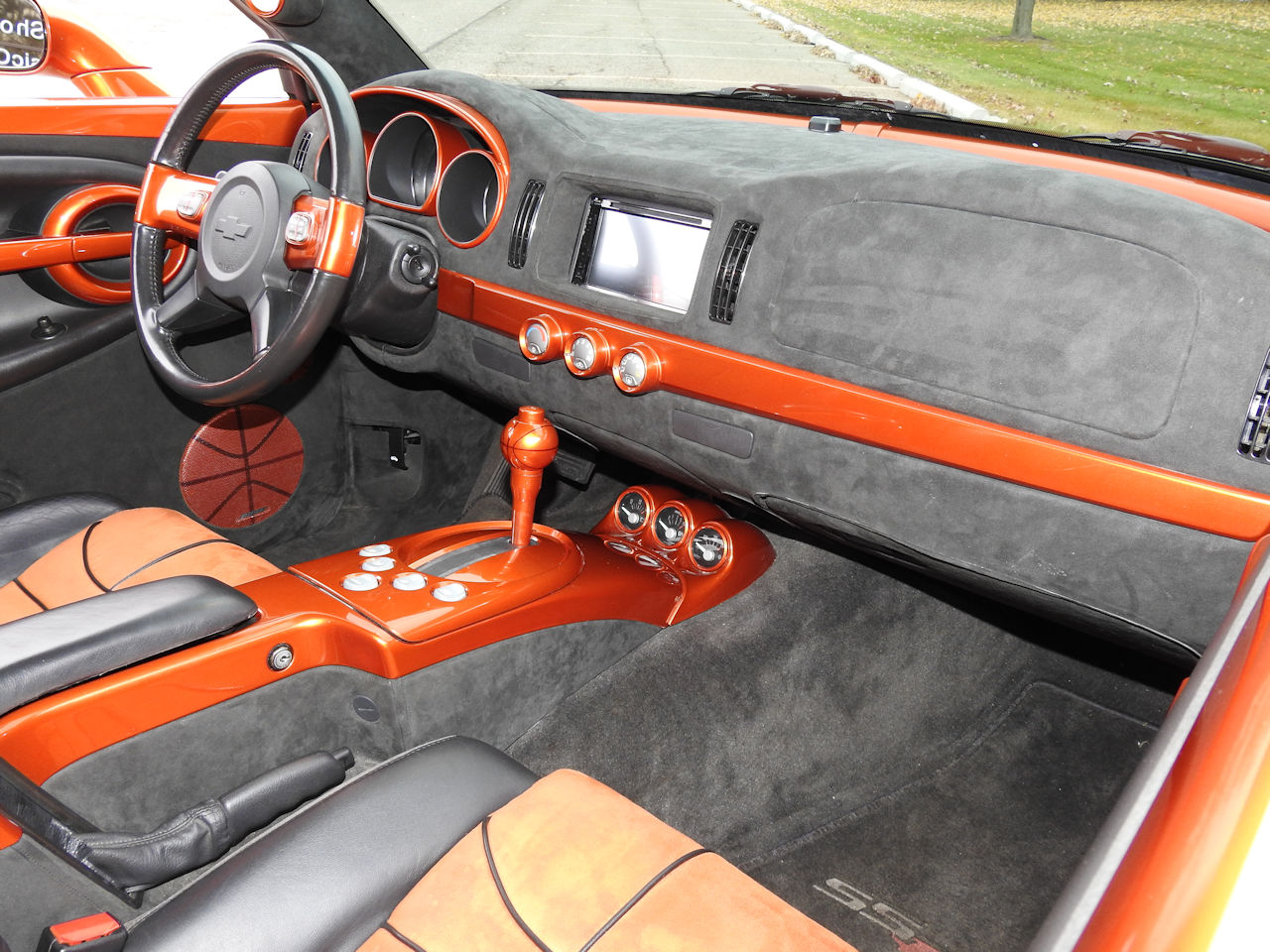 2003 Chevrolet SSR 27