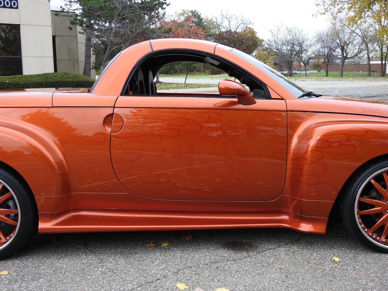 2003 Chevrolet SSR 93