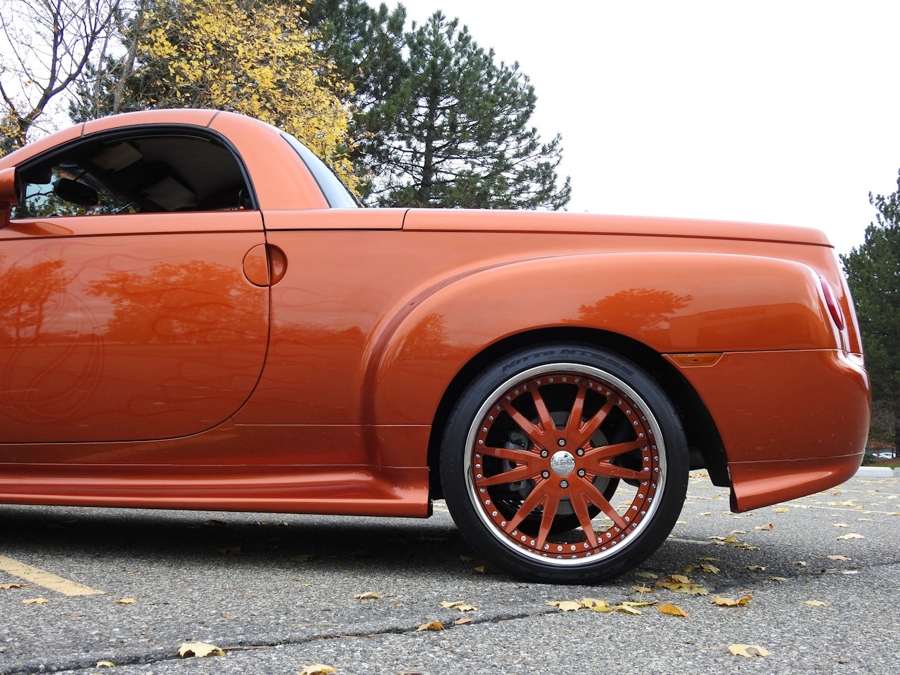 2003 Chevrolet SSR 96