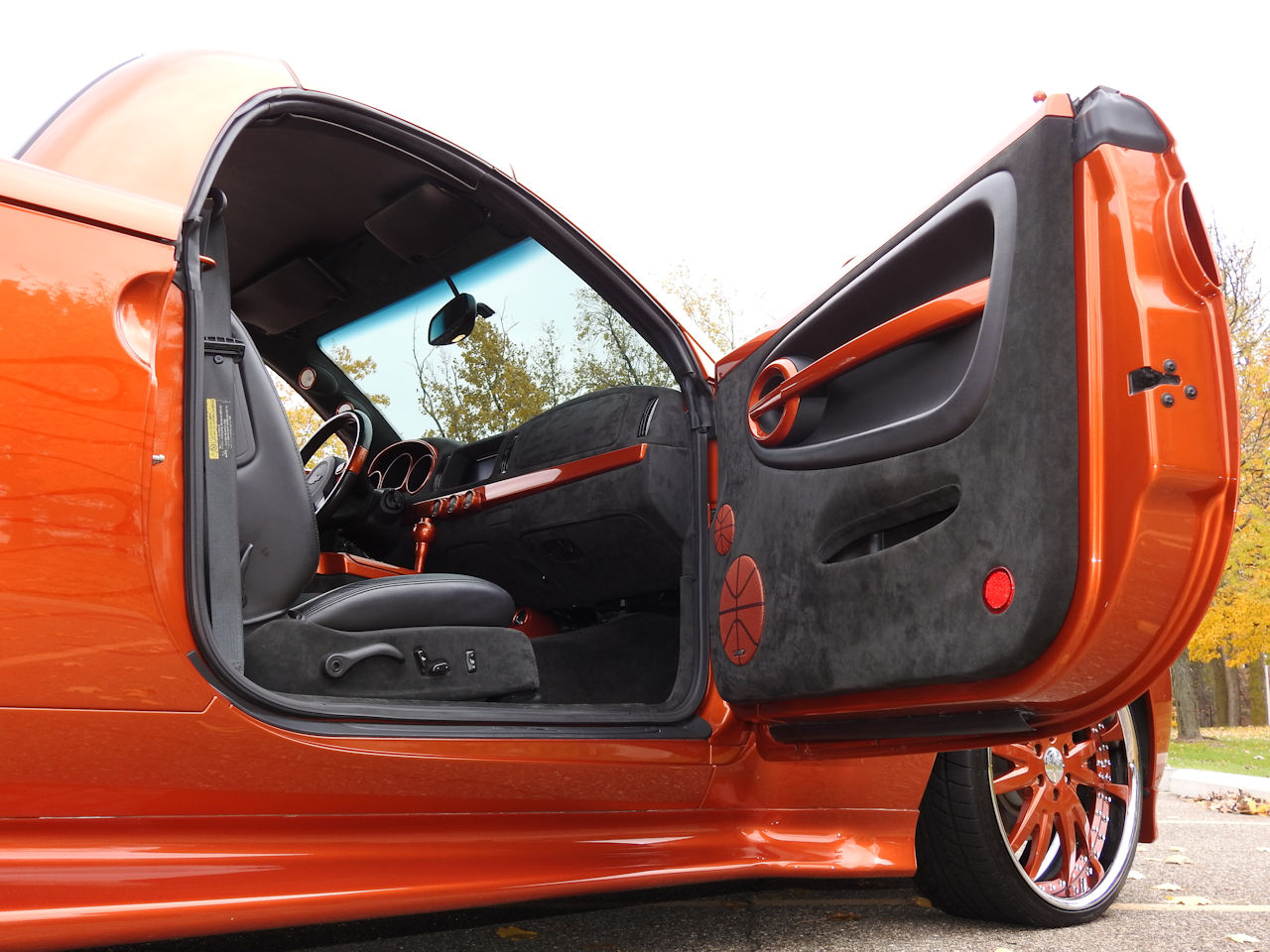 2003 Chevrolet SSR 47