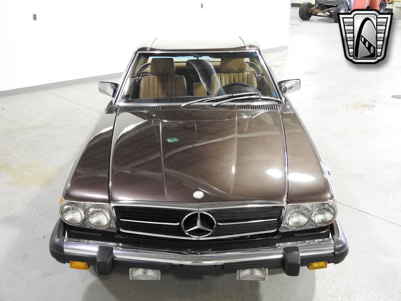 1982 Mercedes-Benz 380SL 2