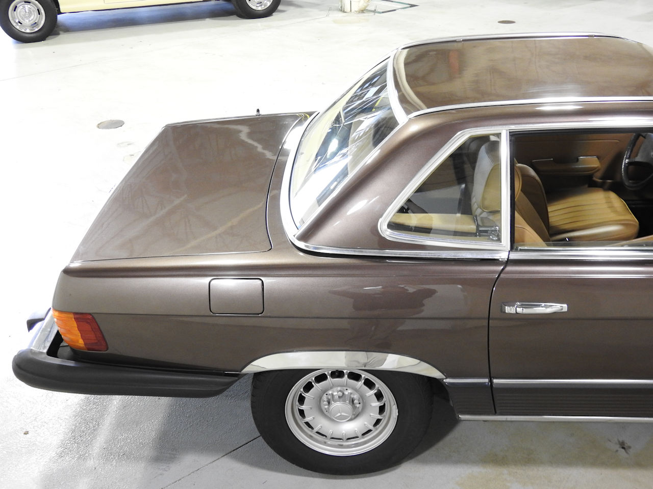 1982 Mercedes-Benz 380SL 9
