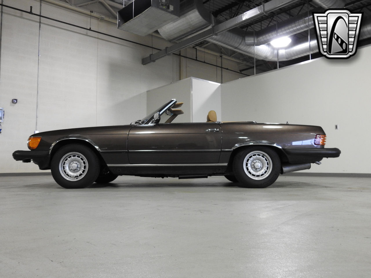 1982 Mercedes-Benz 380SL 10