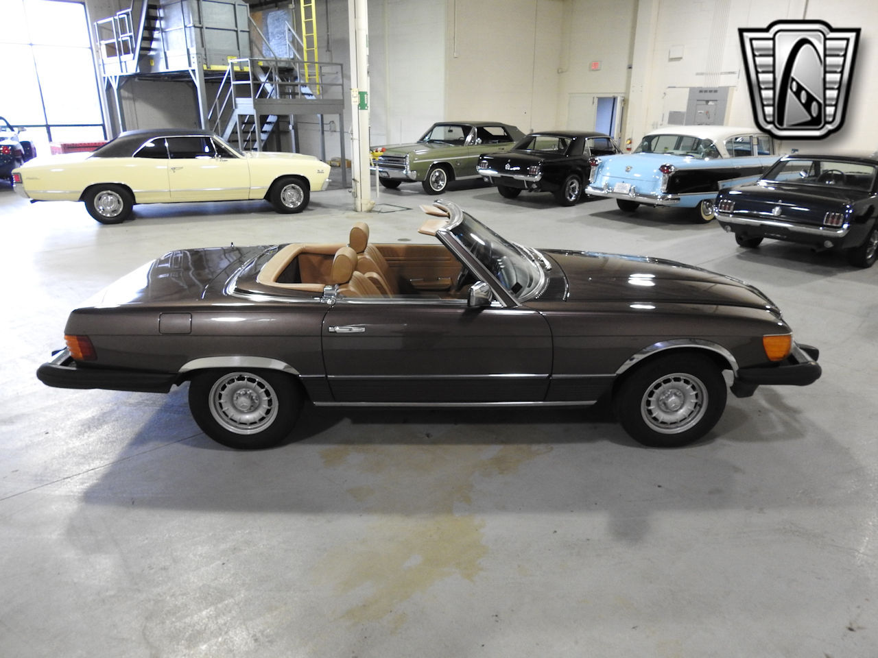 1982 Mercedes-Benz 380SL 16