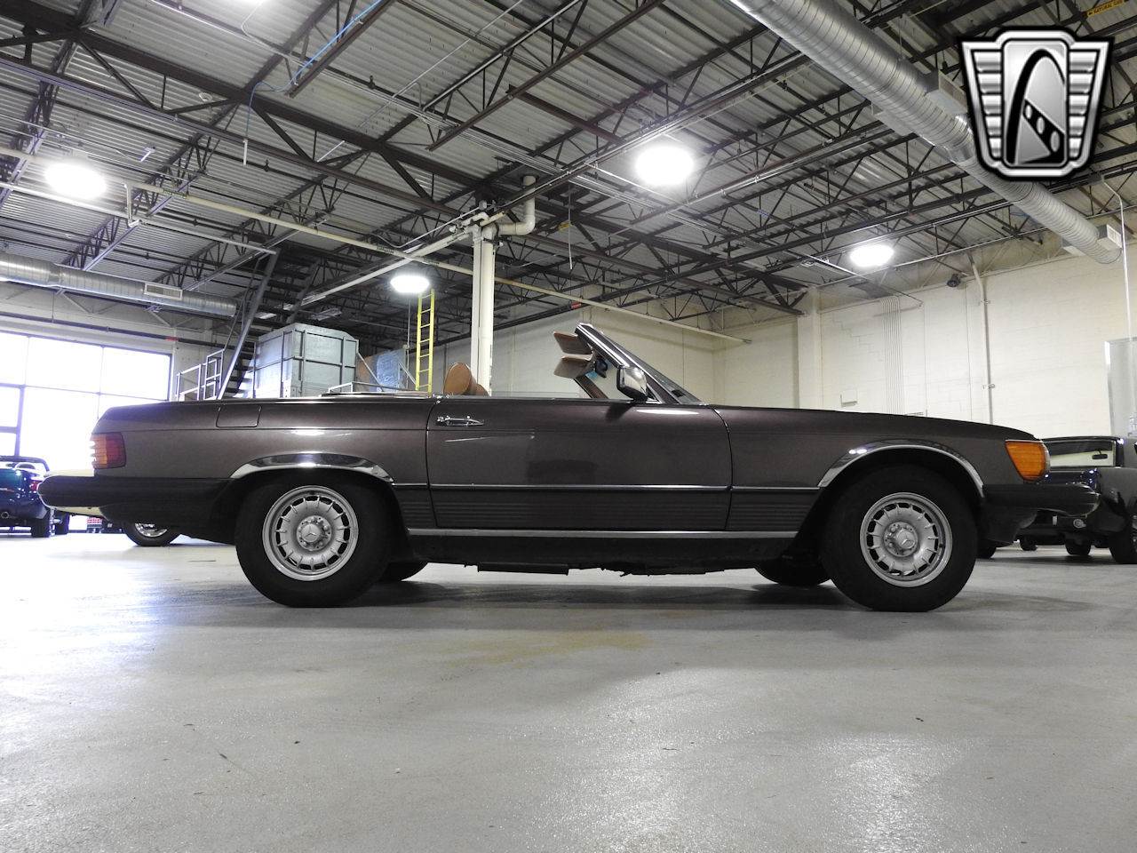 1982 Mercedes-Benz 380SL 28