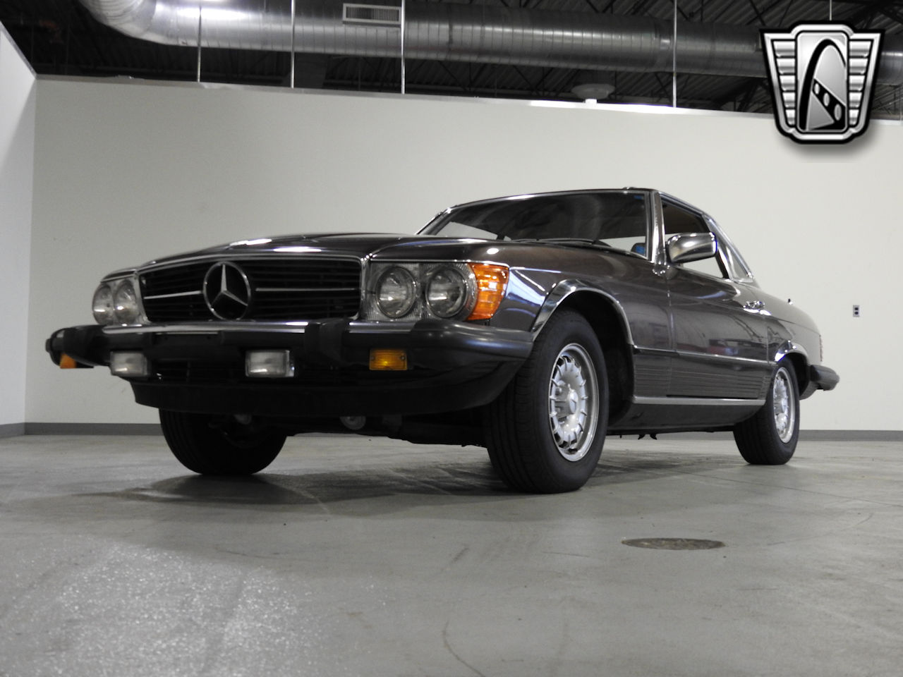 1982 Mercedes-Benz 380SL 32