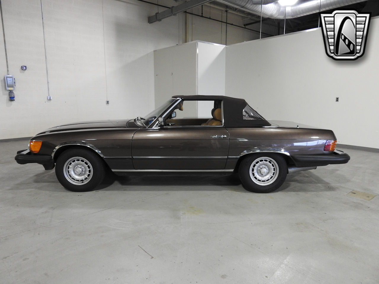 1982 Mercedes-Benz 380SL 34