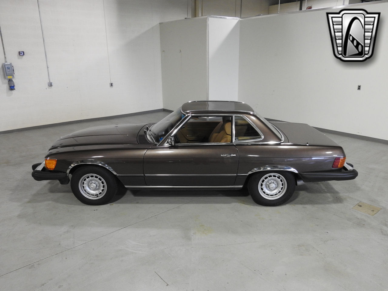 1982 Mercedes-Benz 380SL 38