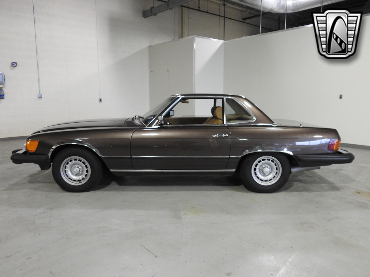 1982 Mercedes-Benz 380SL 44