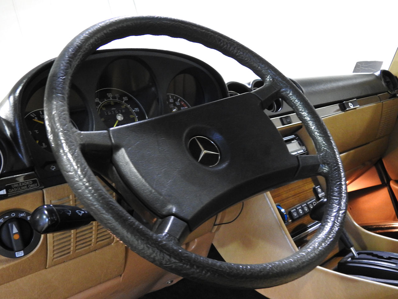 1982 Mercedes-Benz 380SL 47