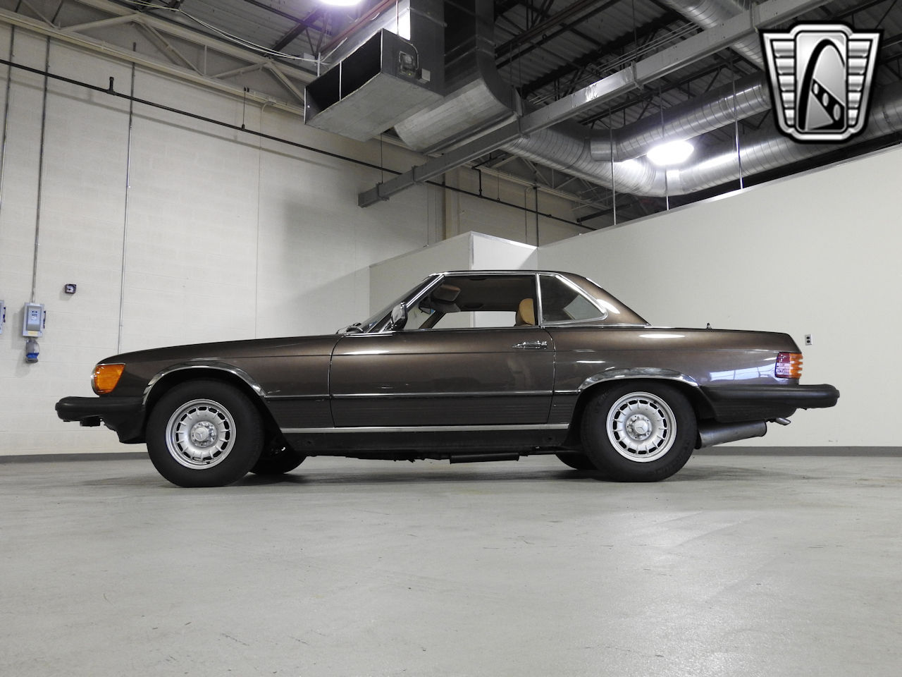 1982 Mercedes-Benz 380SL 50