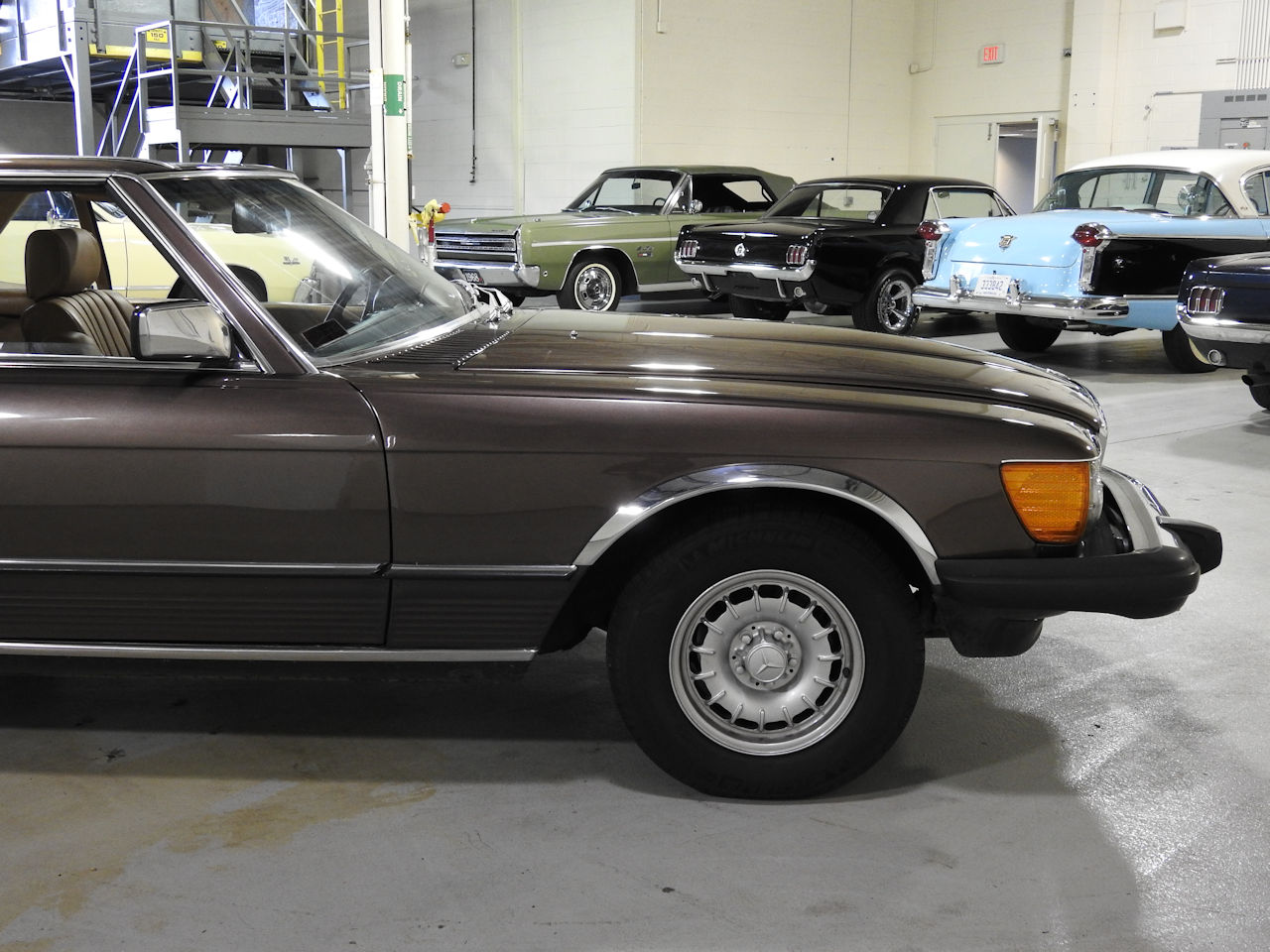 1982 Mercedes-Benz 380SL 57