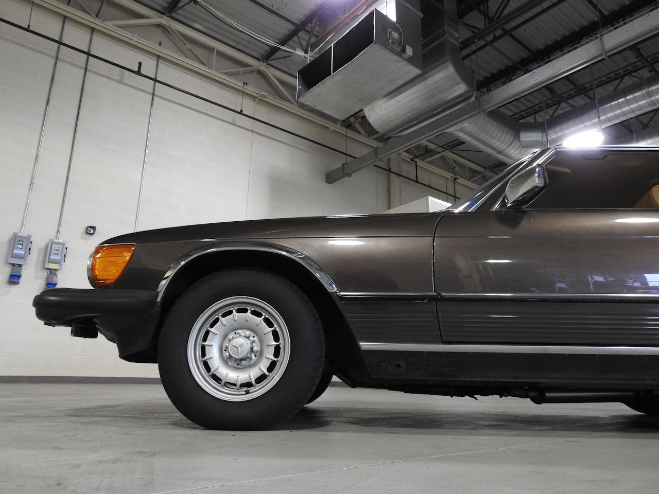 1982 Mercedes-Benz 380SL 63