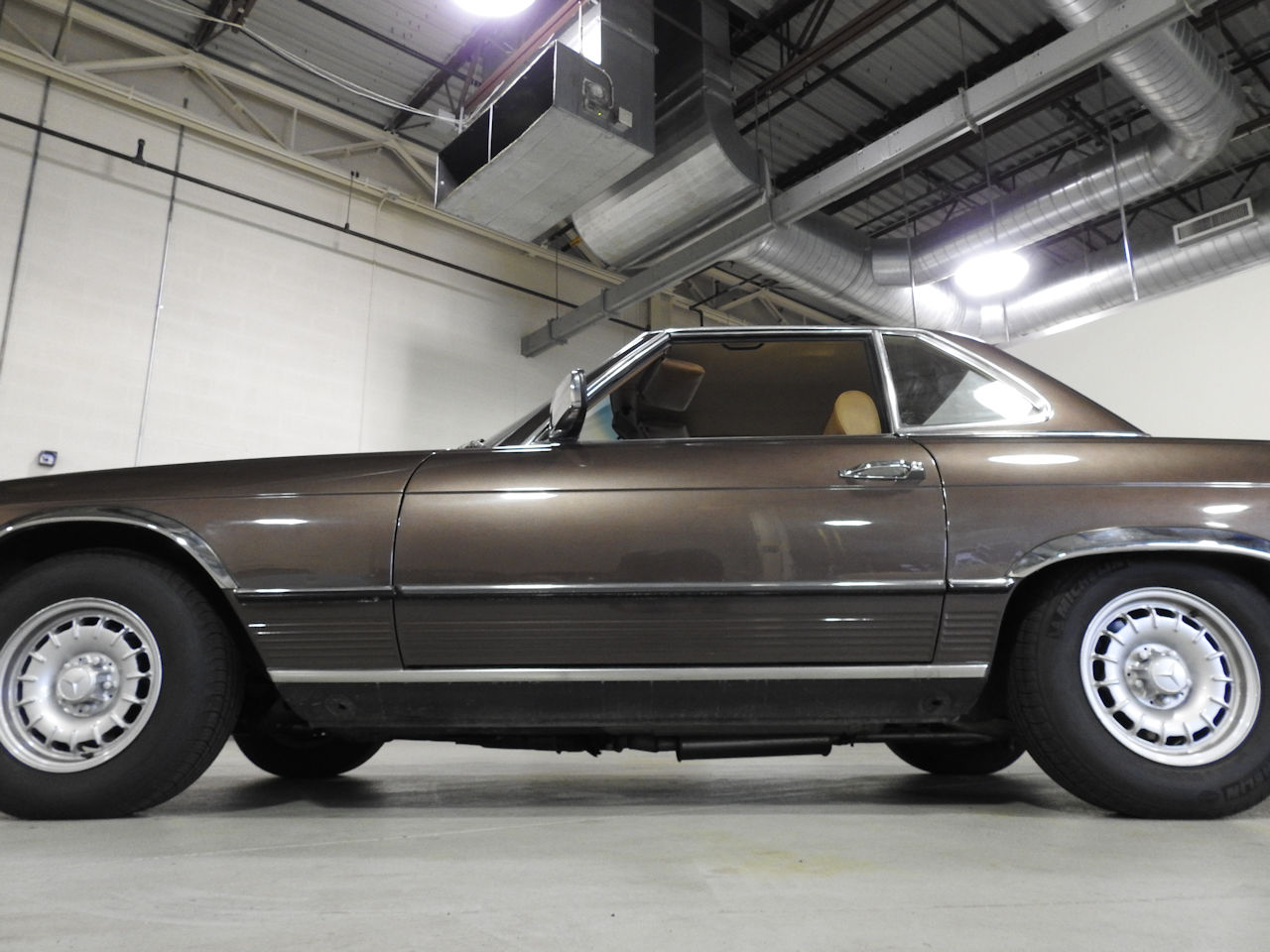 1982 Mercedes-Benz 380SL 68