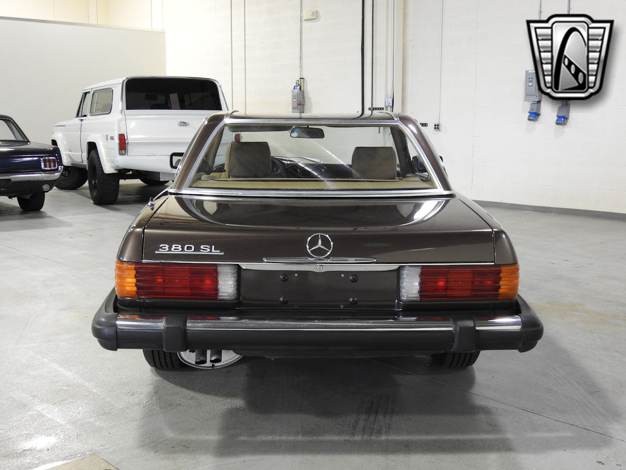 1982 Mercedes-Benz 380SL 79