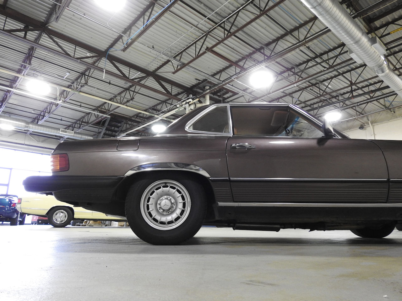 1982 Mercedes-Benz 380SL 80