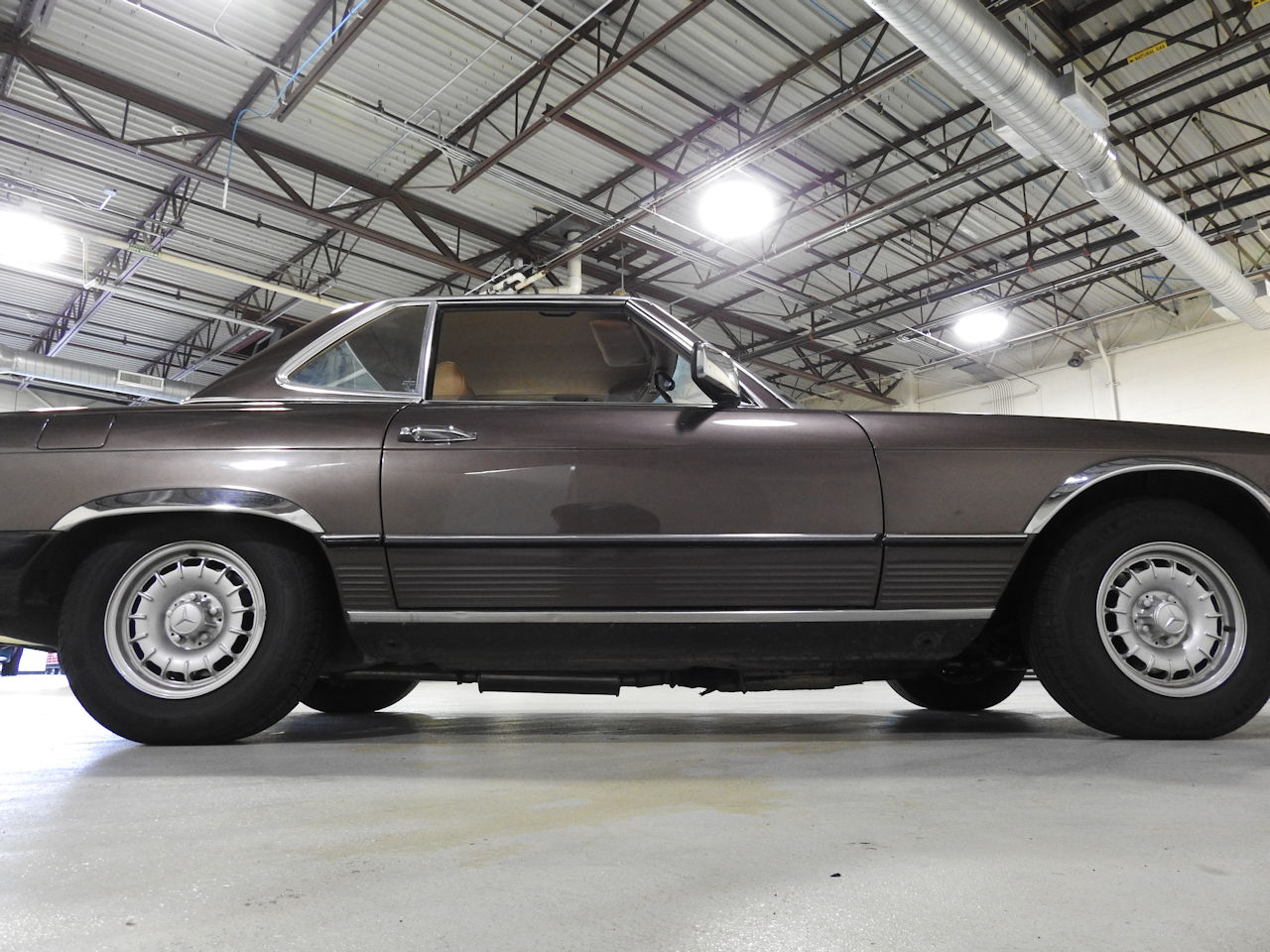 1982 Mercedes-Benz 380SL 85