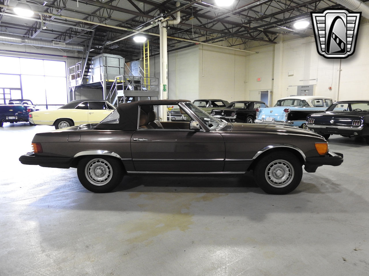 1982 Mercedes-Benz 380SL 86