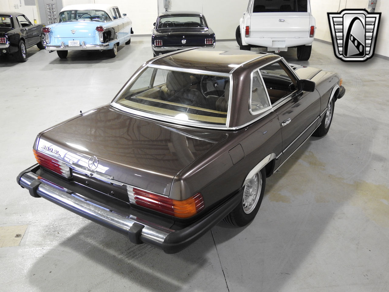 1982 Mercedes-Benz 380SL 89