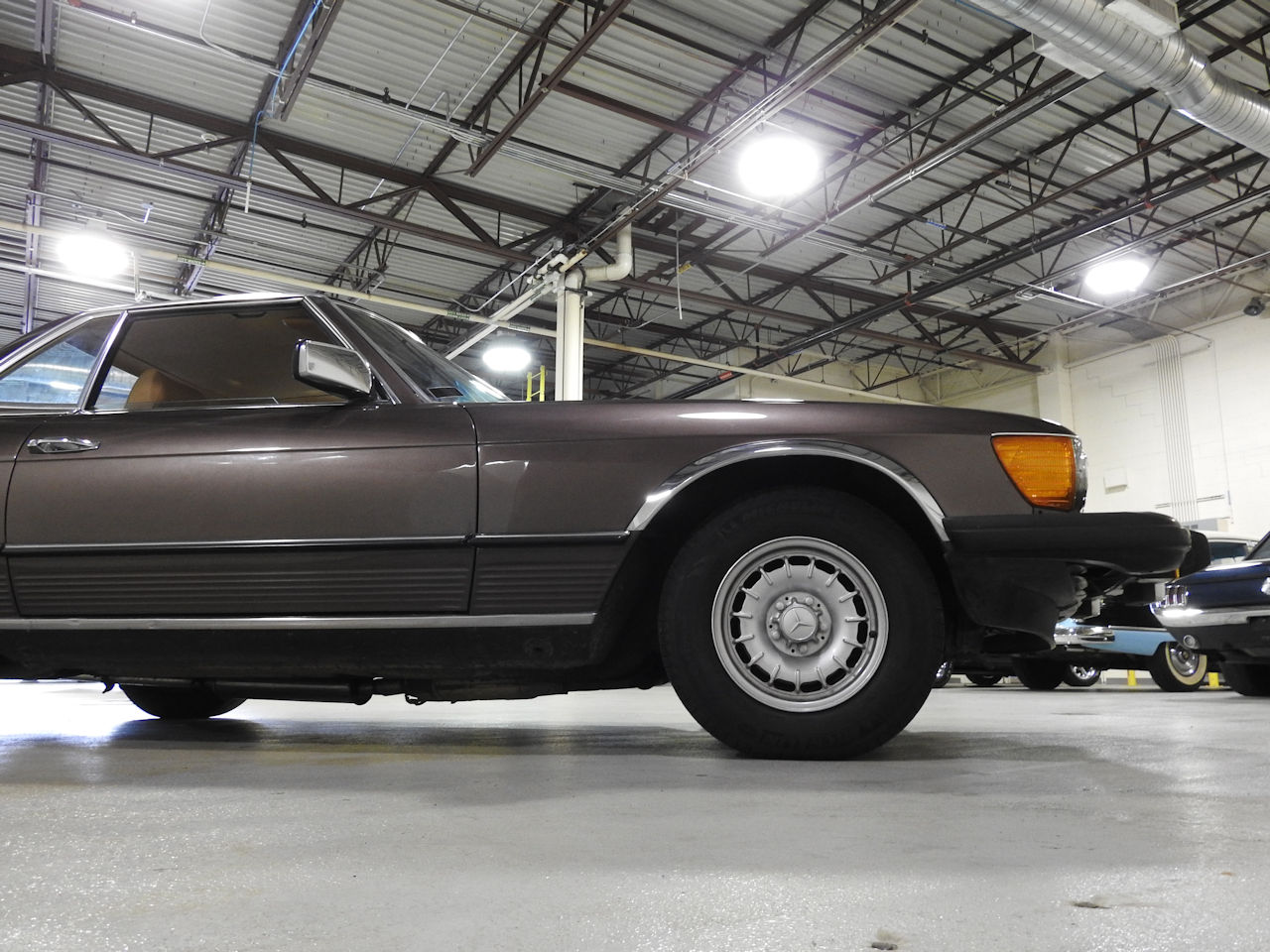 1982 Mercedes-Benz 380SL 90