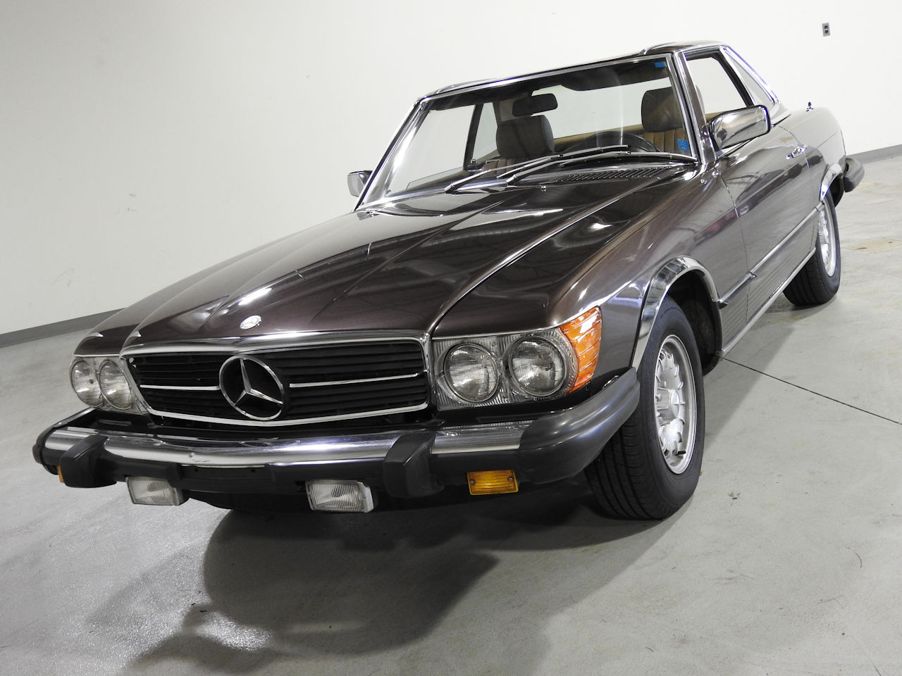 1982 Mercedes-Benz 380SL 95