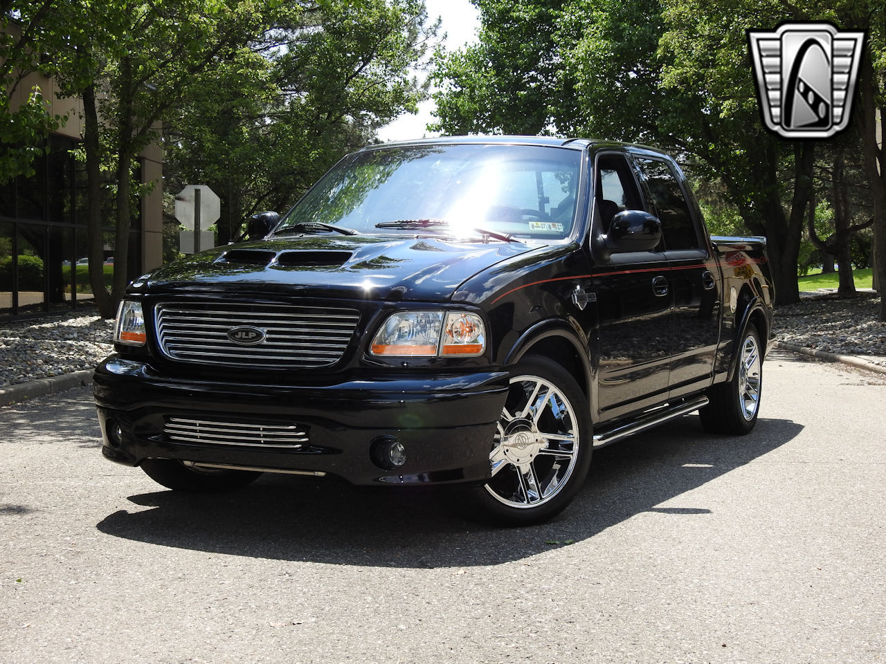2002 Ford F150 71