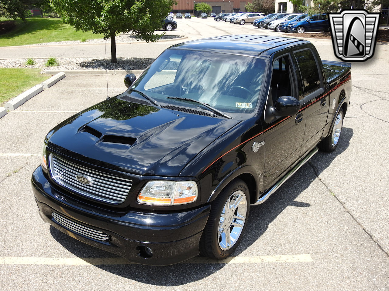 2002 Ford F150 6