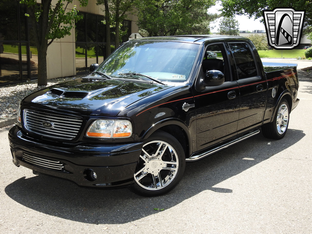 2002 Ford F150 7