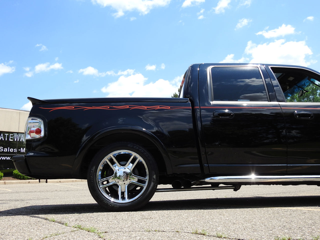 2002 Ford F150 57