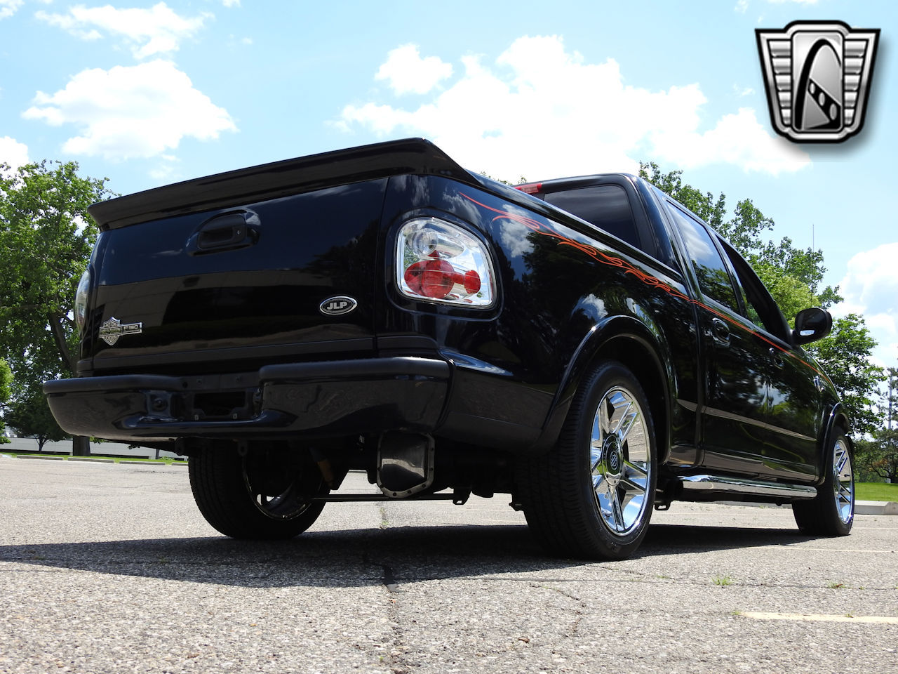 2002 Ford F150 35