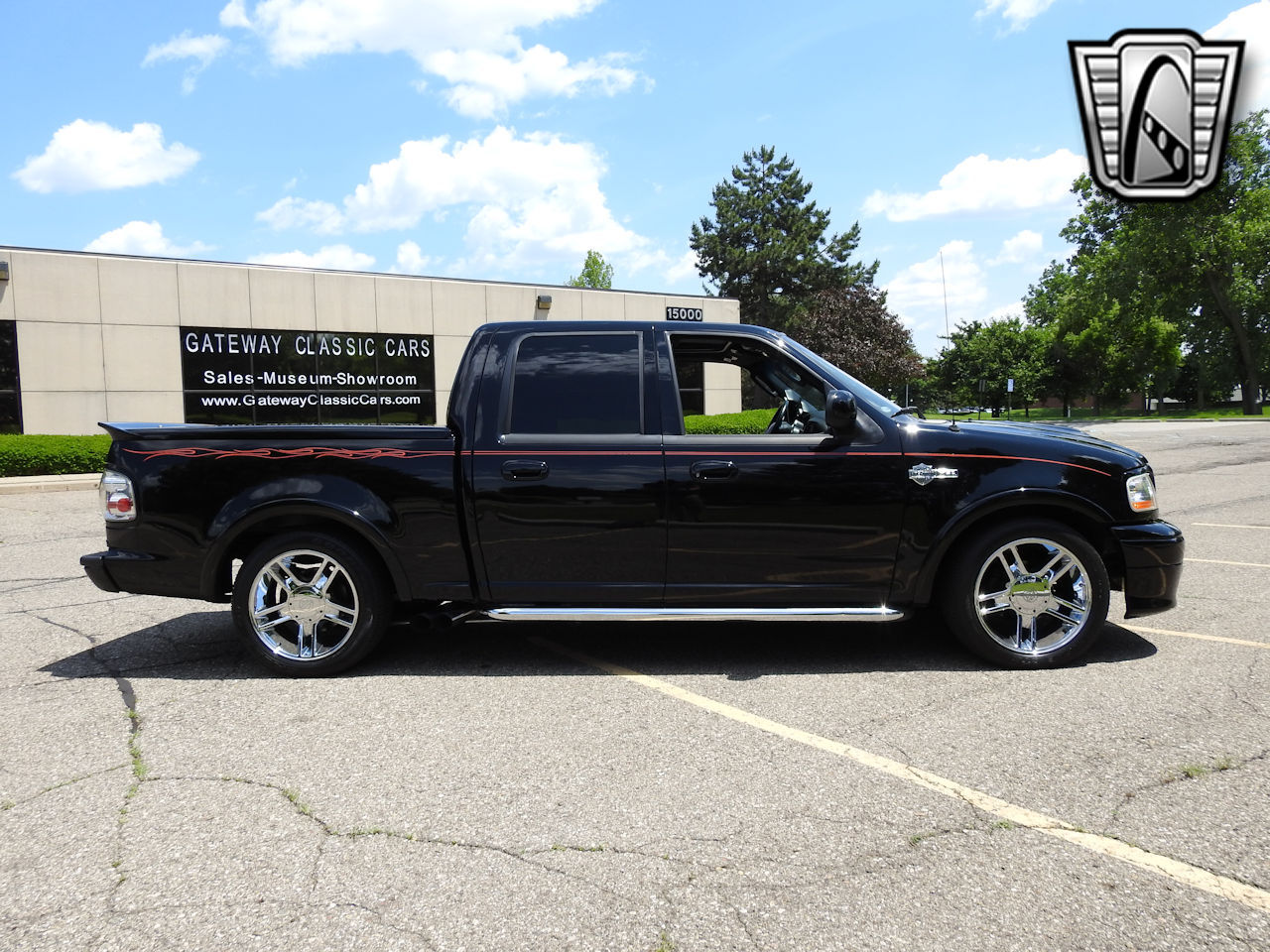 2002 Ford F150 37