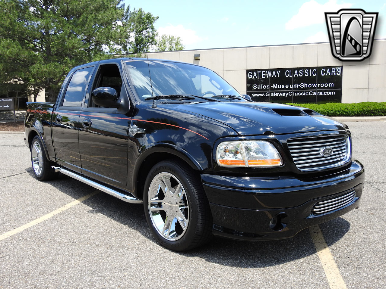 2002 Ford F150 40