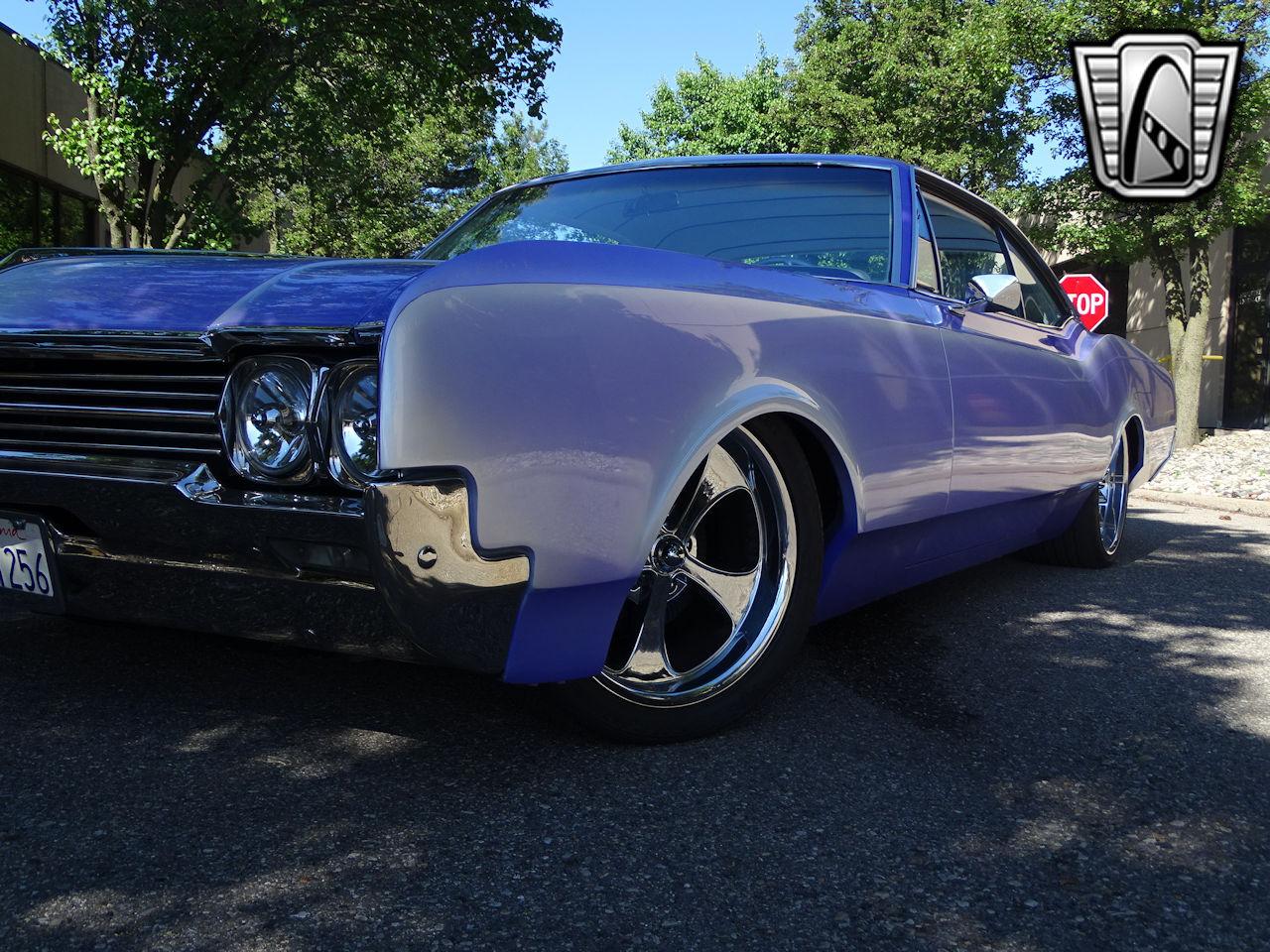 1966 Oldsmobile Dynamic 88 72