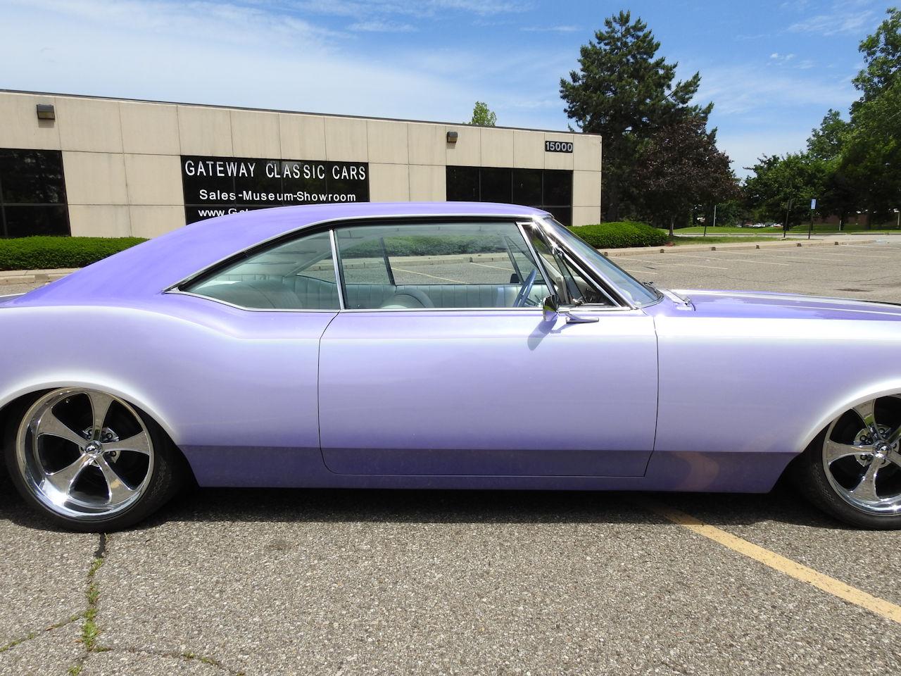 1966 Oldsmobile Dynamic 88 51