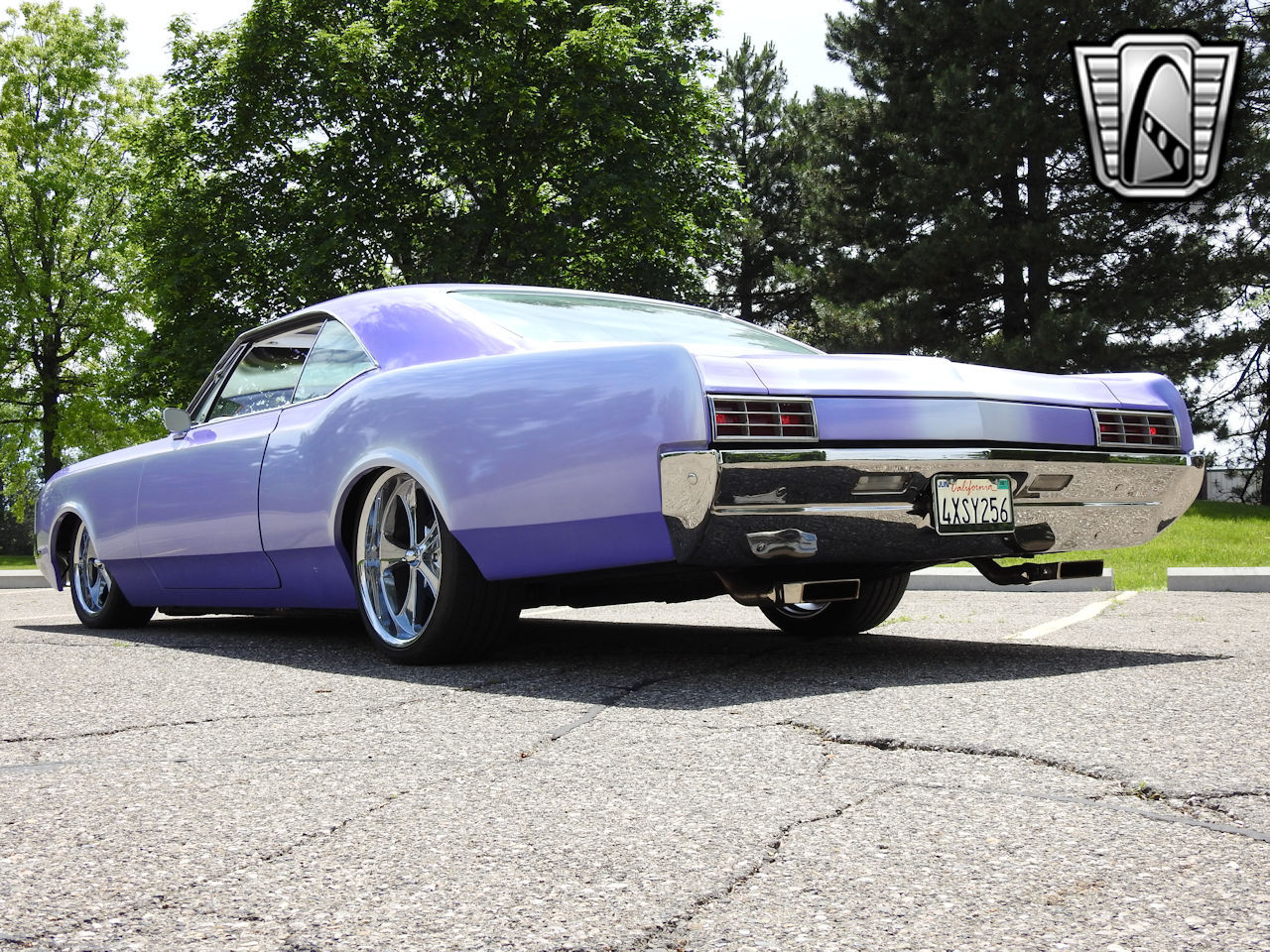 1966 Oldsmobile Dynamic 88 30