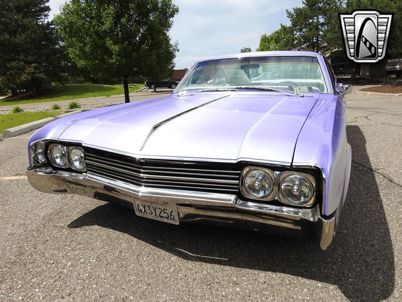 1966 Oldsmobile Dynamic 88 64